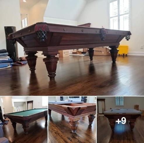 Fully-restored-Brunswick-Balke-Collendar-Pool-Table-Facebook