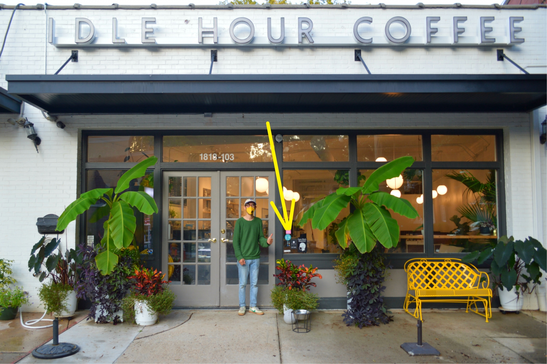 Idle Hour Coffee Roasters Brings Vietnamese Coffee, Live Microgreens, Small Batch Roasting And Local Specialty to Raleigh's Five Points Neighborhood