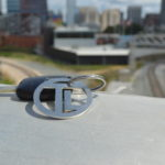 teddslist.com keychain bottle opener close up downtown Raleigh NC